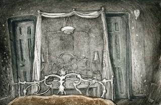 Kfar Hanassi Bedroom, Naomi Alexander