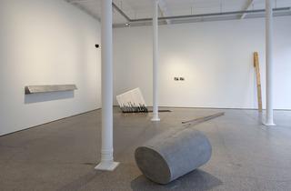 Installation view, Valerie Krause