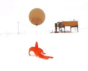 Ice vehicle no. 7 (supplemental), Simon Faithfull
