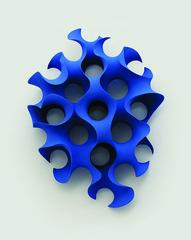 Blue Form, Merete Rasmussen