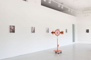 Installation view, East Gallery,Thomas Macker