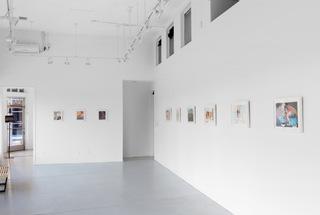 Installation view, Jessika Wood