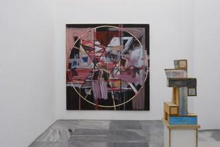 Installation View, Manu Muniategiandikoetxea