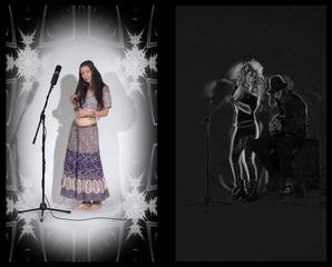 GRATEFUL-ACIDPUNK-EDELIC (video stills), Monet Clark