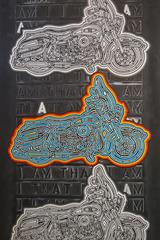 Harley for Brion Gysin, Jon Waldo