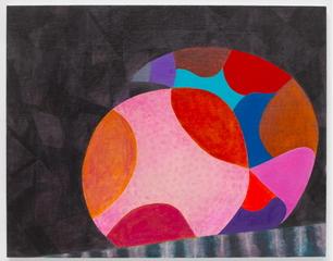 Untitled (9-21), Thomas Nozkowski