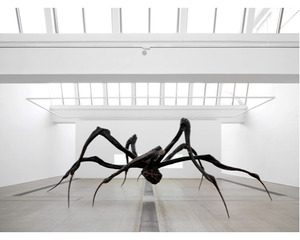CROUCHING SPIDER , Louise Bourgeois