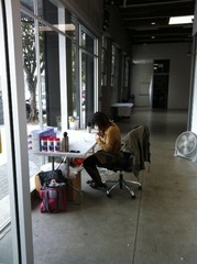 Sandra Ono in Residence at SoEx,