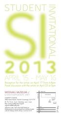Exhibition Announcement,