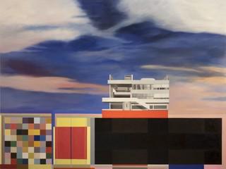 Le Corbusier Landscape (Villa Stein), Julie Langsam