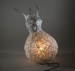 Pod Lamp, Lydia Tjioe-Hall