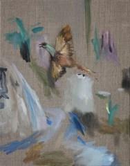 Vogel uber Fels , Eva Räder
