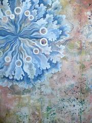 Blue (detail), Jo Ann Biagini