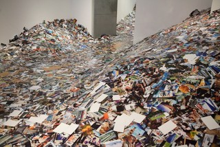 24hrs in Photography, Installation at Foam Amsterdam , Erik Kessels