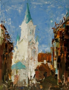 Riga_church