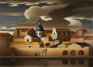 Dubrovnik Harbour, Renny Tait