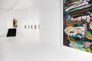 Installation View, Clare Woods