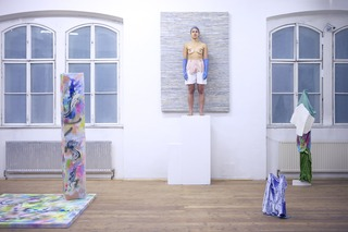 Raw Material by Donna Huanca presented by Lilith Performance Studio at Malmo Konsthall , Donna Huanca
