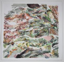 Untitled (Rocks) 2, Tanya Brodsky