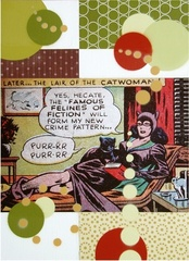 Catwoman #4, Audrey Welch