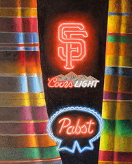 Giants, Coors, Pabst, Bryn Craig