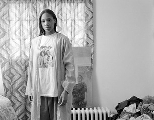 Huxtables, Mom and Me ,LaToya Ruby Frazier