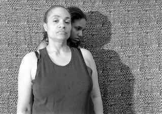 Shadow (from the Momme Portrait series) ,LaToya Ruby Frazier