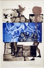 Bellini #3, Robert Rauschenberg