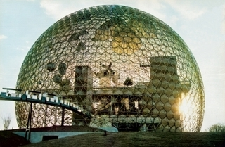 US Pavilion for the 1967 International and Universal Exposition in Montreal, Buckminster Fuller