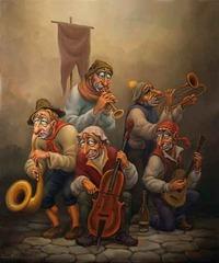 """""""Jazz"""", Anatoly Kozelsky"""