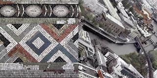 Roman Mosaic - Museum Island,
