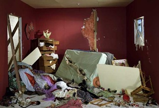 The Destroyed Room, Jeff Wall