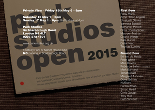 Studio Open Invite,