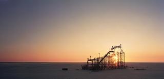 Roller Coaster Ruin, Thomas Wrede