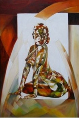 Untitled, Musarrat Masters