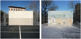 P.S. 186 Playground, Bronx and Dreier Offerman Park, Brooklyn , Charlie Johnstone