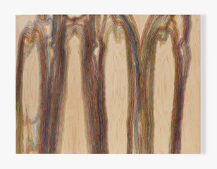 Wood Grain (5), Jill Daves