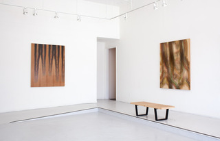 Installation view, Jill Daves