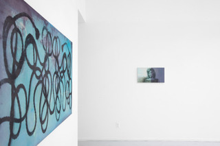 Installation view, Frank Ryan, BEN RIVERA