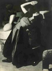 'Lizica Codreanu dancing in Brancusi's studio', Constantin Brancusi