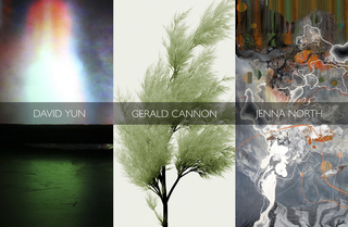 New Works, Jenna North, David Yun, gerald cannon