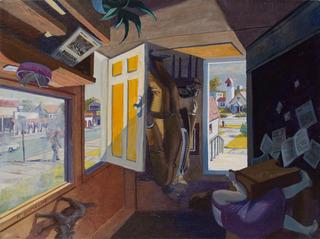 The Professor\'s Regret (from the Doors series), Robert Birmelin