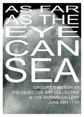 Flyer, Objective Art Collective