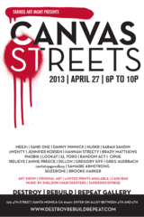 Canvas Streets,