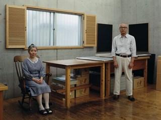 Kyoko and Tomoharu Murakami, Tokyo (Nakameguro), Thomas Struth