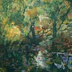 Ahwahnee Pond, Foad Satterfield