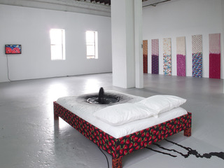 Installation View, Lili Reynaud-Dewar