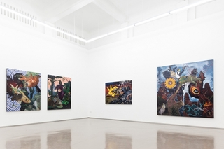 Installation View, Rodel Tapaya
