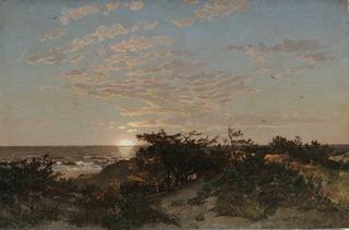 Coastal Scene, William Trost Richards