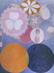 The Ten Greats, no. 2, Childhood. Group IV, (detail), Hilma af Klint